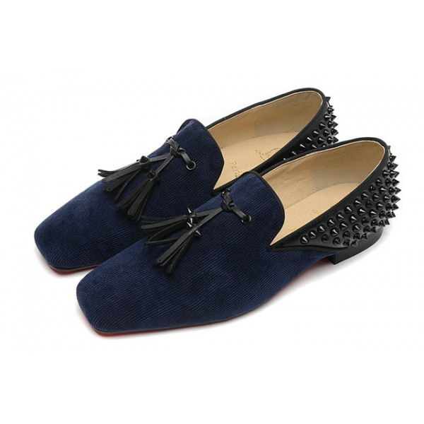 louboutin Homme Mocassins