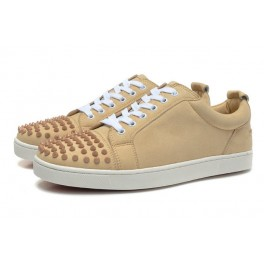 Christian Louboutin Baskets Pour Couple Dune Spikes