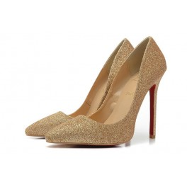 Christian Louboutin  de Mariage 12cm So Kate Dore