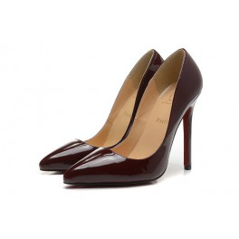 Nouvelles Escarpins Christian Louboutin 120mm So Kate Vernis Blush