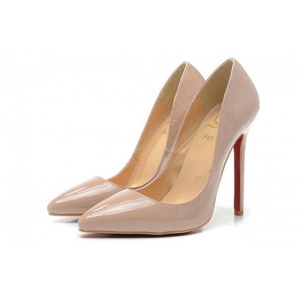 christian louboutin nude pigalle